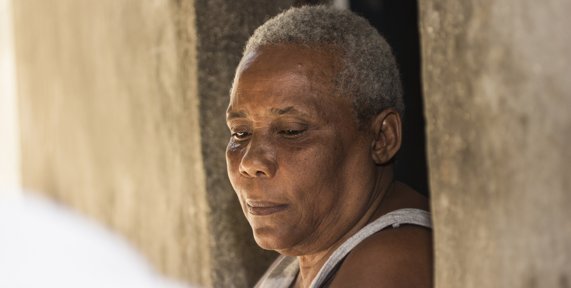Marie was once sacked from her job in Haiti because her employer thought she was too old (c) Joseph Jn-Florley/HelpAge International
