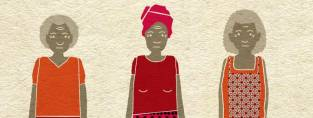 An animated video showing how older people with HIV suffer discrimination
