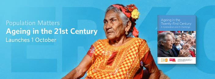Aging in the 21st Century: A Celebration and a Challenge