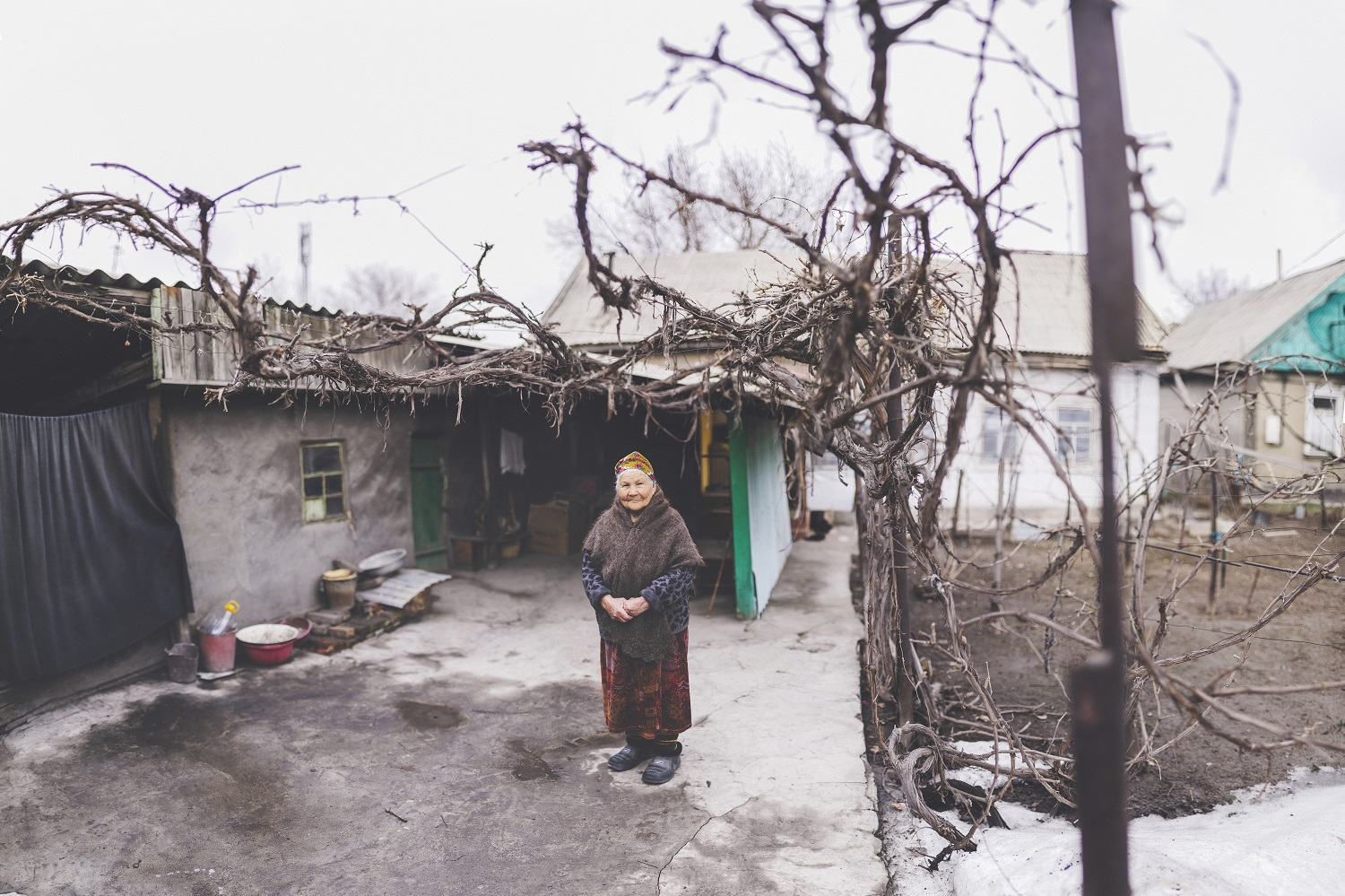 Aleksandra is a member of a self-help group in Kyrgyzstan (c) Malik Alymkulov/HelpAge International