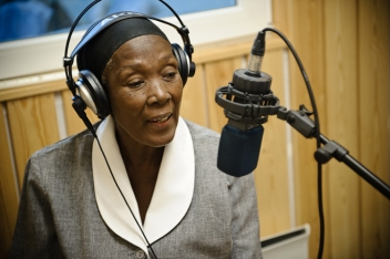 Giving a voice to older Haitians