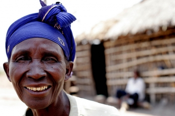 We work with older people like Kabipe, who was accused of bewitching her children when they died.