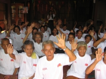 Calling for change! ADA Cambodia in 2010