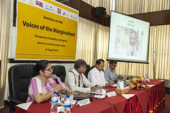 Voices of the Marginalized seminar in Dhaka (c) HelpAge International