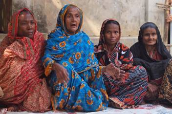 Older women in Bangladesh's Women's Health Coalition