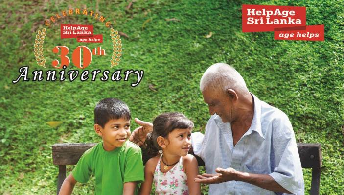 HelpAge Sri Lanka 30th birthday