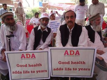 ADA on health campaigners