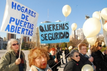 Campaign for better access to healthcare in Argentina