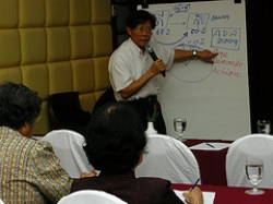 Sawang attends ADA planning meeting