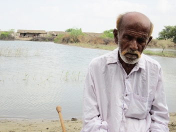 Mahmood, 80, need shelter, food and land that can be cultivated