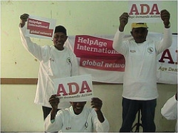ADA activists in Indonesia