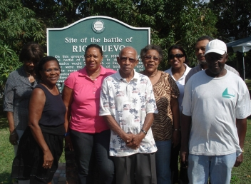The group of older people who manage the historical site