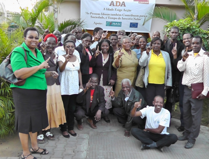 ADA planning meeting in Mozambique