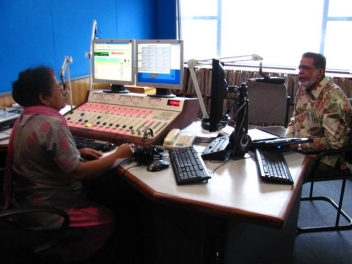ADA plans hit the radio waves in Fiji