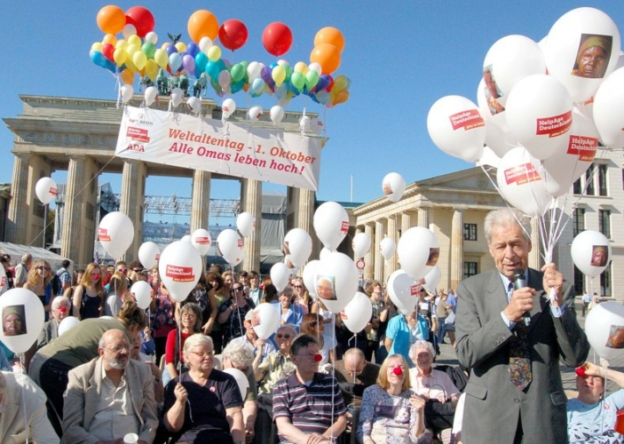 HenningScherf, former Mayor of Berlin, 73, joins ADA Germany