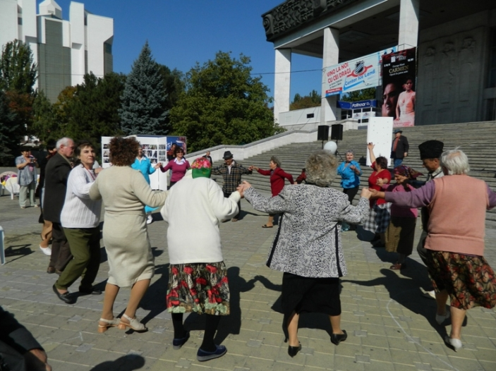 ADA celebrations in Chisinau, Moldova