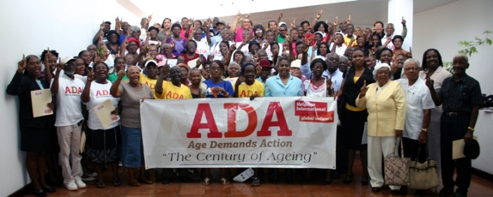 ADA Jamaica: Campaigners gather in Kingston