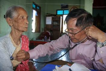 More government and community services are needed to care for East Asia's rapid growing older population.