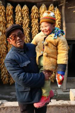 An amended law in China will offer better protection and benefits to the country's older population. (c) Wang Jing/HelpAge International