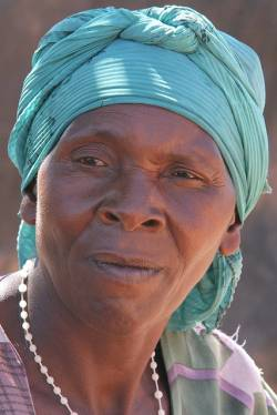 Little data is collected on violence against older women. (c) Barbara Hocevar/HelpAge International