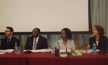 Launch of project in Tanzania to prevent NCDs.