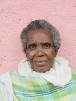 An older woman in Ethiopia. (c) Jude Escribano/Age UK
