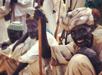 Older people in Maban. (c) David Turner/HelpAge International