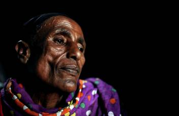 Recognition of ageing of HIV epidemic must translate into action to help those like Awassa, from Ethiopia. She is 70 and found out she was HIV positive a few years ago. (c) Kate Holt/HelpAge International
