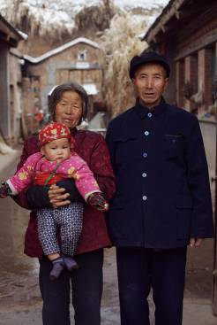By 2050, there will 480 million older people in China.