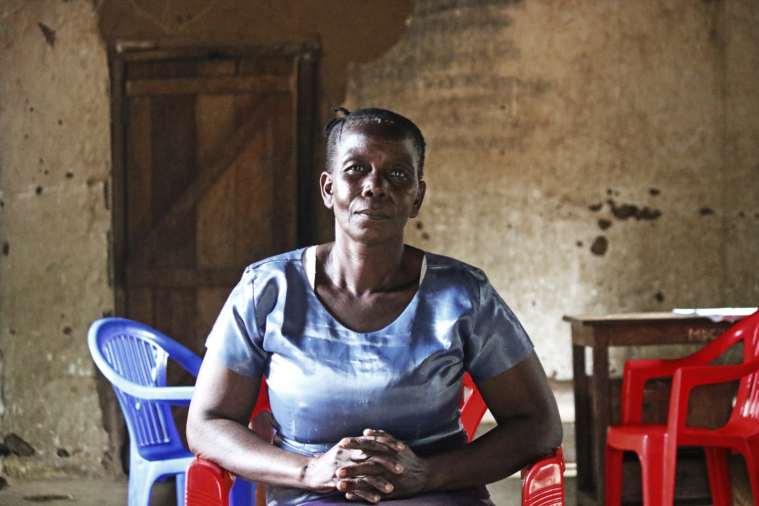 Catherine's property rights have been threatened with violence in Magu, Tanzania (c) Ben Small/HelpAge International