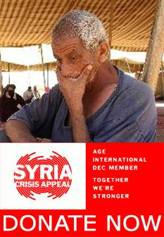 Donate to the DEC Syria Crisis Appeal (c)UNHCR
