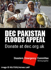 Click here to donate to flood appeal