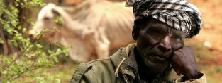 Older man in Ethiopia. (c) John Cobb/HelpAge International.
