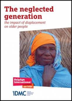 The impact on displacement on older people