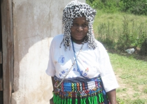 Gogo Mchunu is a traditional health practitioner who received training from HelpAge`s partner MUSA.