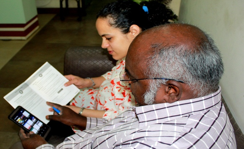 HelpAge India's digital inclusion project is transforming older people's lives.