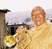 Hugh Masekela supports Age Demands Action.