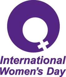 International Women`s Day logo