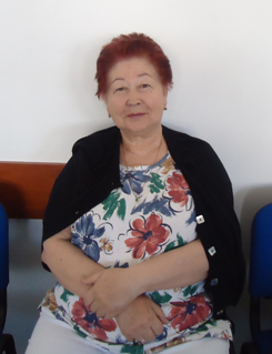 Laila, Steering Group member from Kyrgyzstan. (c) HelpAge International