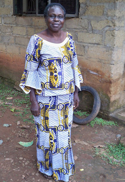 Margaret, 71 from Uganda. (c) HelpAge International