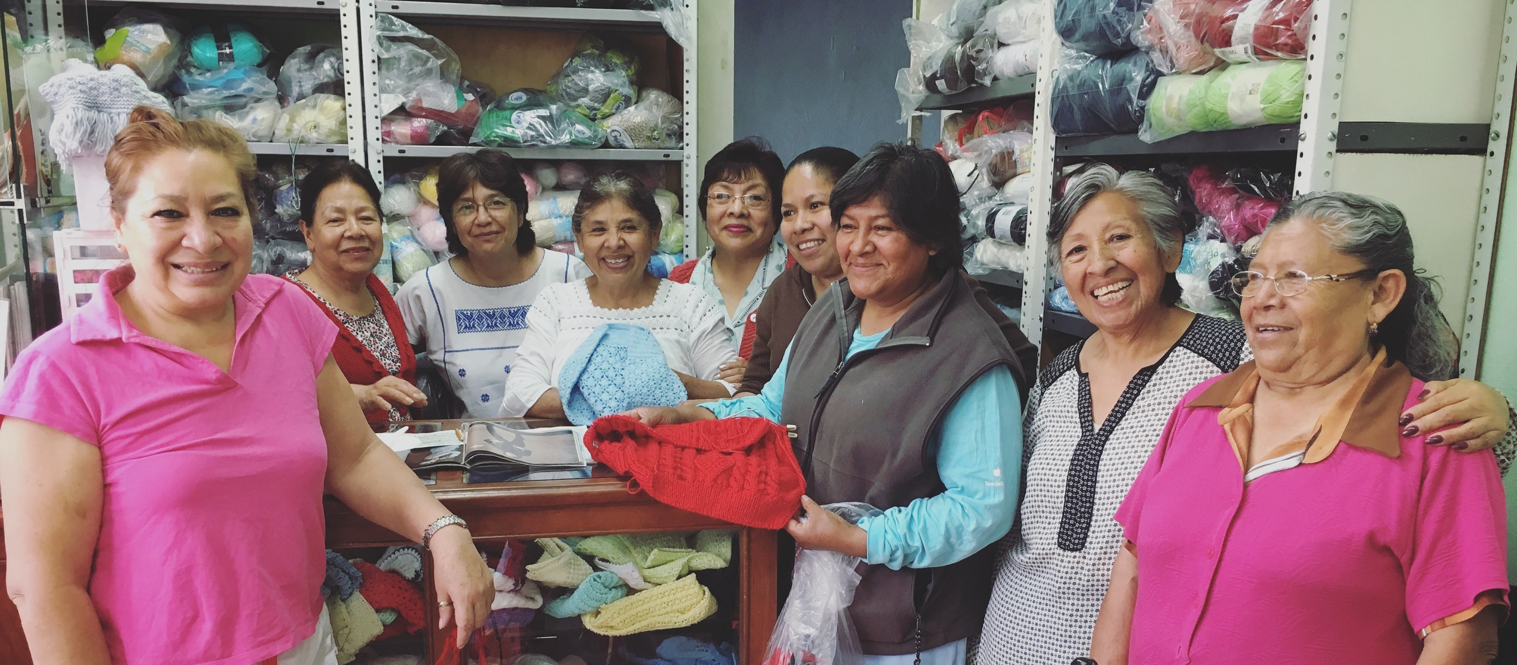 These older women in Mexico City love their city, but it could cater their needs better (c) Sion Jones/HelpAge International