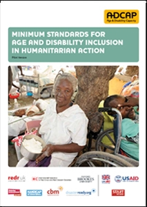 Minimum Standards for Age and Disability Inclusion