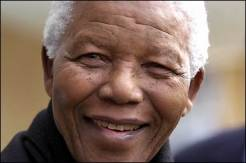 Nelson Mandela's achievements in later life were inspirational.