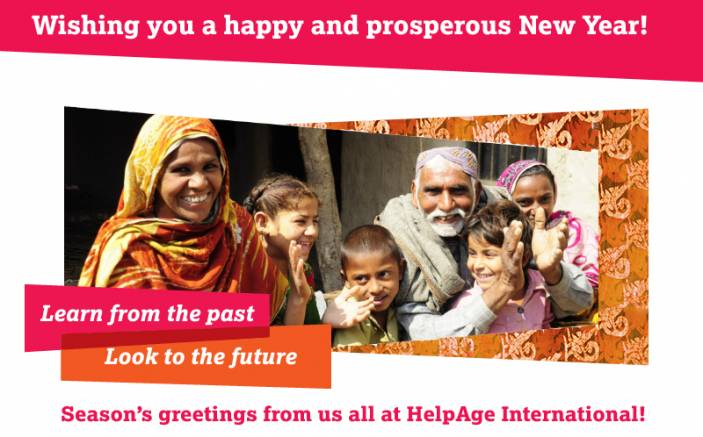 Happy New Year from HelpAge International