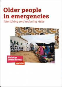 Older People in Emergencies