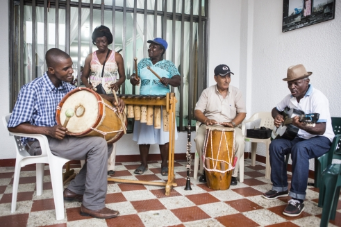 Older people performing together in Colombia, ranked 36th (c) Jonas Wresch/HelpAge International