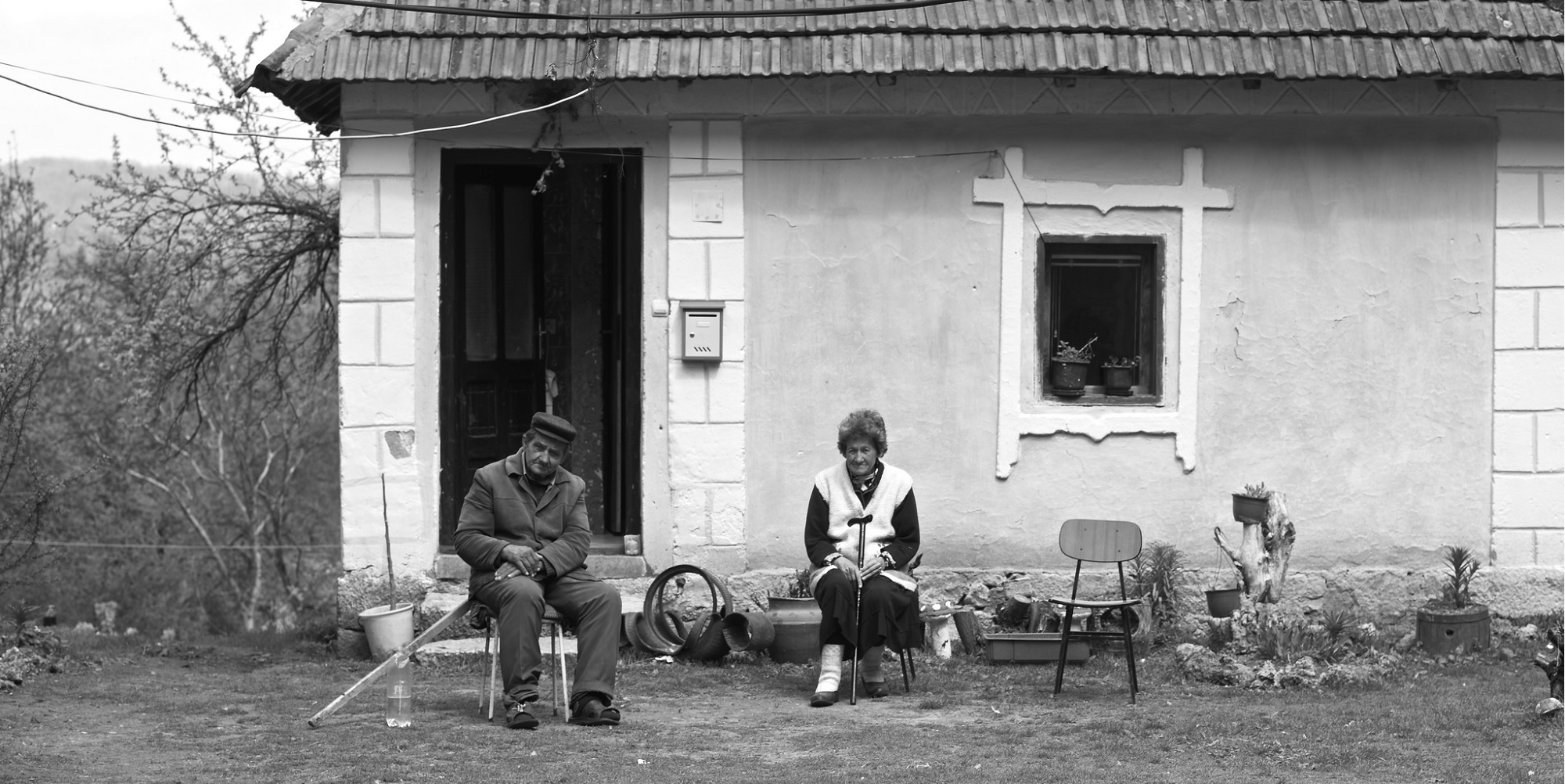 Rural isolation in Serbia has an impact on older people's physical and mental health (c) Geir Tonnessen/CC BY 2.0