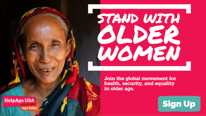 Stand With Older Women
