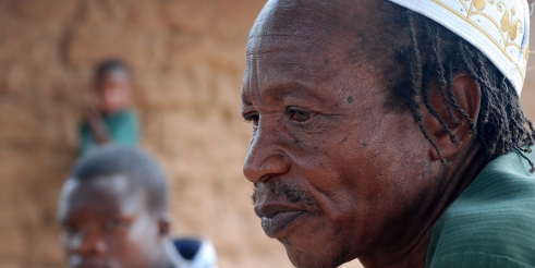The new ministry will put older people like Elias on the agenda (c) Jeff Williams/HelpAge International