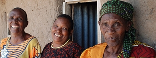 Older women in Tanzania, where we work to protect older people`s rights